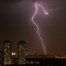 Молния ударила во взлетавший в Москве самолет