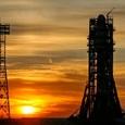"""С """"Байконура"""" запустили последнюю ракету """"Союз-ФГ"""" с первым астронавтом из ОАЭ"""