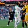 Роналду дисквалифицирован на два матча за удар соперника