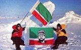 По поручению Кадырова на Северном полюсе установили флаг Чечни