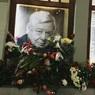 Опубликованы фотографии Олега Табакова в гробу на прощании с ним в МХТ.Чехова