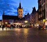 Автомобиль наехал на пешеходов в Германии, водителя задержали
