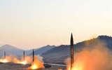 Минобороны: Противоракета прошла успешно испытания и поразила цель