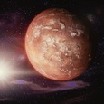Ученые выяснили настоящий цвет Марса