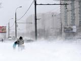 Резкое похолодание, метель и штормовой ветер придут в Москву в ближайшие часы