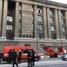 В Петербурге Арбитражный суд отменил заседания из-за пожара в здании