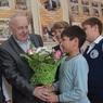 Первый в истории учитель – Герой Труда России Юрий Лепехин