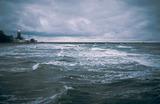 Сухогруз потерял контейнеры с ядовитыми химикатами в Северном море