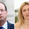 Франсуа Олланд и Жюли Гайе впервые вместе появились на публике