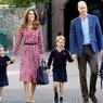 Маленькая дочка Кейт Миддлтон рассказала о новой беременности мамы