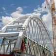 Министр юстиции Украины отказался верить в строительство Крымского моста