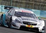 Петров стал 17-м в дебютной гонке в DTM