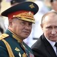 Путин изменил форму ответа военных на благодарность или поздравления