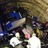 Авария на синей ветке метро: 19 погибших, детей среди них нет