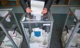 Явка избирателей на украинских выборах составила 45,11 %