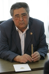 Тулеев занял пост спикера областного парламента