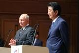 Ушаков рассказал о переговорах Путина и Абэ по вопросу мирного договора