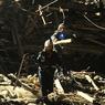 Число жертв обрушения тоннеля на Калужском шоссе в столице возросло
