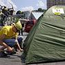 МВД Украины возбудило уголовное дело из-за митинга на Майдане