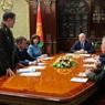 Лукашенко созвал срочное совещание Совета безопасности