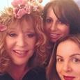 Пугачева разрешила весну: как звезды шоубиза били тарелки на приеме примадонны