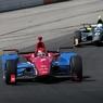 IndyCar: В перенесенной гонке на треке в Поконо Алешин стал вторым