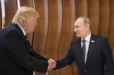 Путин и Трамп сделали совместное заявление по Сирии