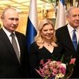 Путин встретился в Израиле с матерью осуждённой в РФ Наамы Иссахар
