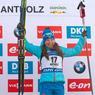 Биатлон: Ольга Подчуфарова выиграла спринт в Антерсельве