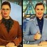 """Екатерина Андреева показала, как менялись наряды в программе """"Время"""" за 50 лет"""