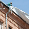 Инвалид погиб при сходе снега с крыши психоневрологического интерната в Удмуртии