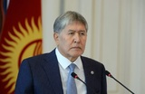 В Киргизии силовики задержали бывшего президента Атамбаева