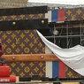Louis Vuitton не знает, куда пристроить дорогущий чемоданище