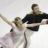 Фигурное катание: На этапе Гран-при в Канады российская пара стала третьей