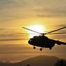Очевидцы обнародовали видео  с места крушения частного вертолета в Бурятии