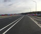 После реконструкции открылся участок трассы М7 от Казани до Н.Челнов