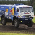 Автогонщики КАМАЗа отправились на «Дакар-2019» на новых машинах