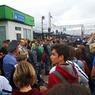 """В Уфе """"охламоны с яйцами""""  набросились на  Навального прямо на вокзале"""