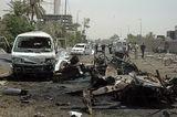 Чудовищный теракт в Багдаде - взрыв в мечети