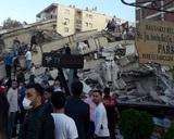Появились первые данные о погибших в результате землетрясения в Турции