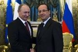 Елисейский дворец: Олланд встретится с Путиным 24 апреля