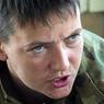 Савченко прибавила несколько килограммов после голодовки