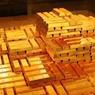 Обвал рубля привел к падению мировых цен на золото