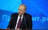 Путин рассказал о плюсе антироссийских санкций
