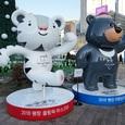 В южнокорейском Пхёнчхане официально открыли Олимпийскую деревню