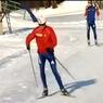 Российские лыжники выиграли спринт классическим стилем на этапе КМ