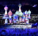 Церемонию открытия Олимпиады в Сочи посмотрели 3 млрд телезрителей