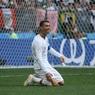 После замены Роналду не пожал руку тренеру и покинул стадион до окончания игры