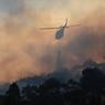 На северо-востоке столицы бушует крупный пожар