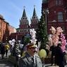 Кратковременное потепление пришло в Москву